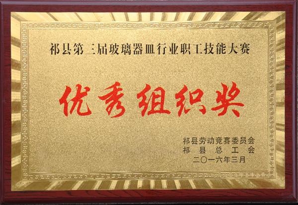 优秀组织奖